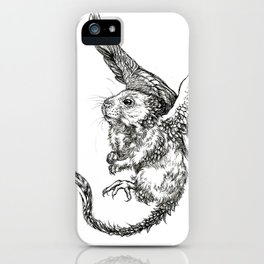 Whiskery Heights iPhone Case