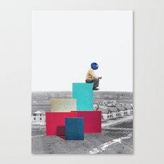 Le pot  Canvas Print