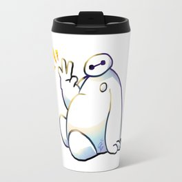 baymax big Travel Mug