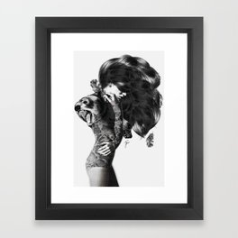 Bear #2 Framed Art Print