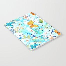 Summer Butterflies Notebook