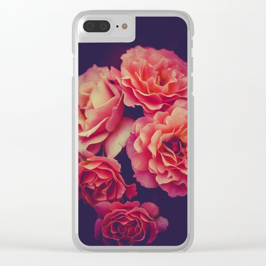 Treasure of Nature III Clear iPhone Case