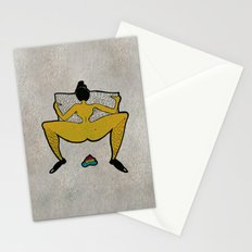 CMY Poo Stationery Cards