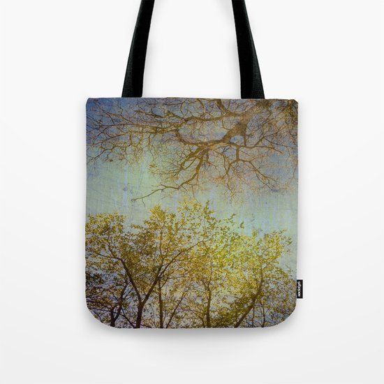 Above us Tote Bag