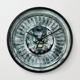 Dalziels grave Wall Clock