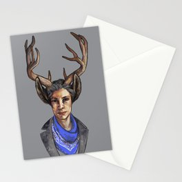Mule Deer Stationery Cards