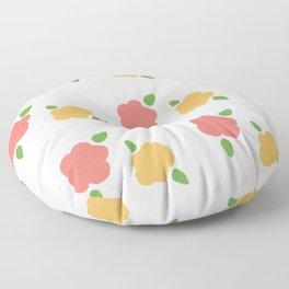 Aloha Alola! (white) Floor Pillow