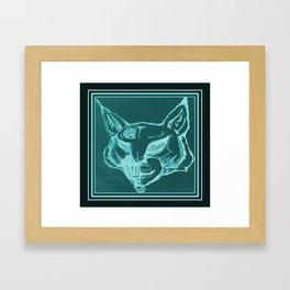 TechnoLynx. Framed Art Print