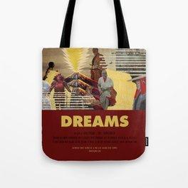 Dreams - Akira Kurosawa Tote Bag