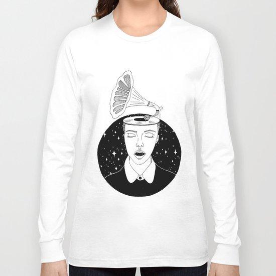Universal sound Long Sleeve T-shirt