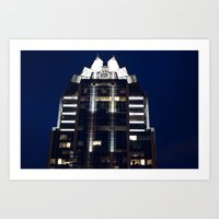 austin Art Prints featuring Austin by stawickiphoto