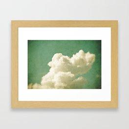 Once in a Dream Framed Art Print