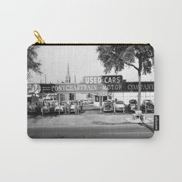New Orleans , 1950s Carry-All Pouch