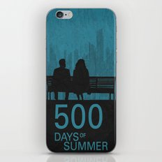 500 Days Poster iPhone & iPod Skin
