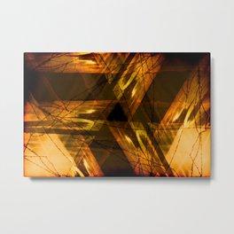 The Art Of Bondage Metal Print