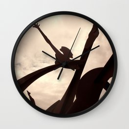 Champions Wall Clock