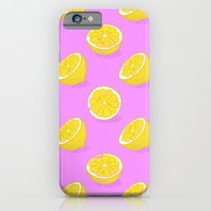 Lemon iPhone 6s Slim Case