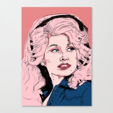 DOLLY Canvas Print