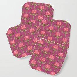 Spring Roses Pattern ~ LOVED UP VAR Coaster