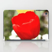 tulips iPad Cases featuring tulips by Falko Follert Art-FF77