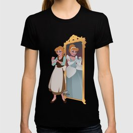 Cinderella - Peasant Servant Dress T-shirt