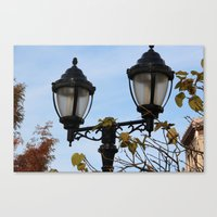 lantern Canvas Prints featuring Lantern by Innovative Imagery