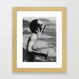 124 - so much better than the last one Framed Art Print