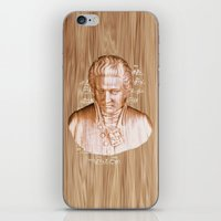mozart iPhone & iPod Skins featuring Mozart by Arts and Herbs