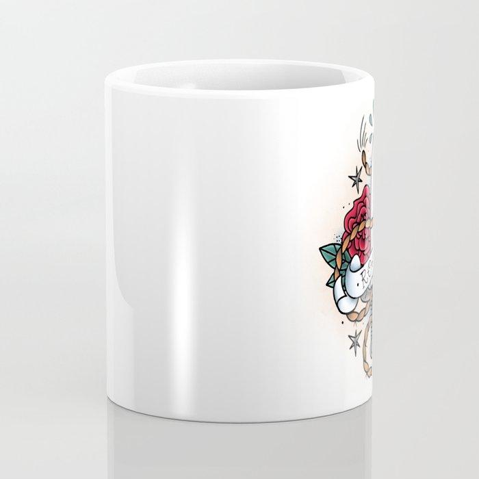 Rogue - Vintage D&D Tattoo Coffee Mug