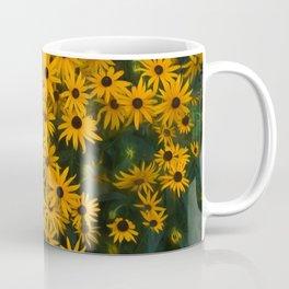 Brown eyed Susans Coffee Mug