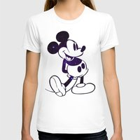 mickey T-shirts featuring Mickey by loveme