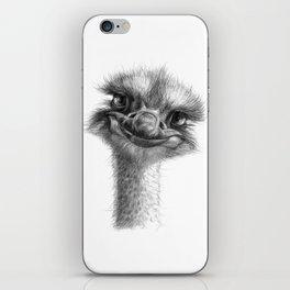 Hello-you ostrich sk130 iPhone Skin