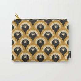 Art Deco Scales Carry-All Pouch