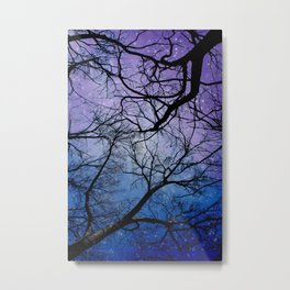 Surreal Night III Metal Print