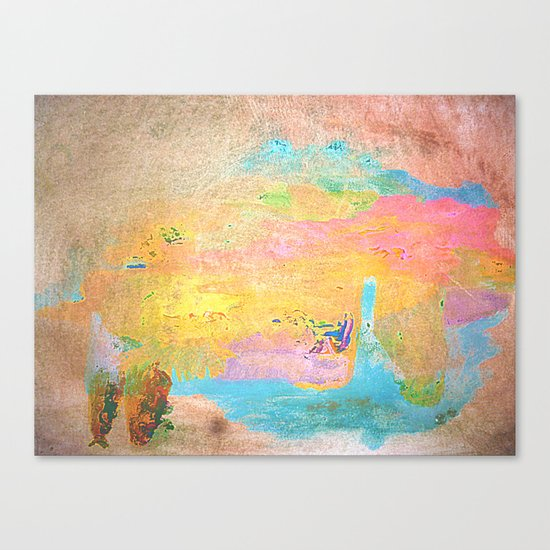 Glinns Canvas Print