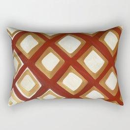 Basket Series #2 Rectangular Pillow