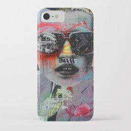 Graffiti Wall NYC iPhone Case