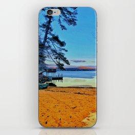 Lake Winnipesaukee iPhone Skin