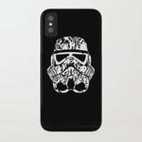 gta iPhone & iPod Cases featuring Trooper by eARTh