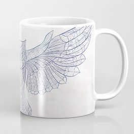 Ethnic Owl Coffee Mug