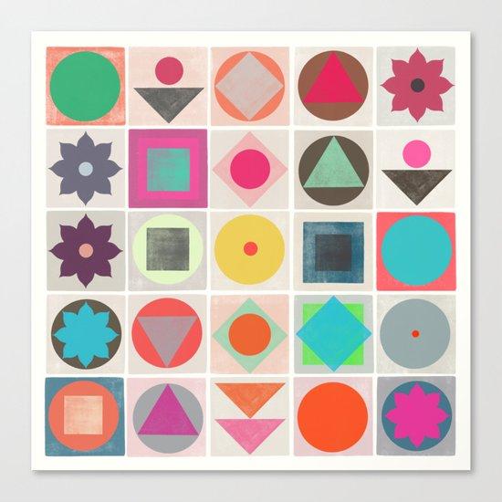 awake 4 Canvas Print
