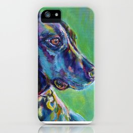 Hungarian Viszla iPhone Case
