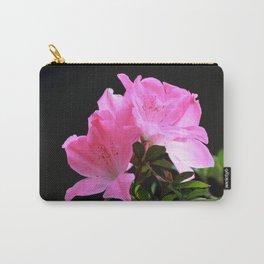 Satsuki azalea bonsai pink fowlers Carry-All Pouch