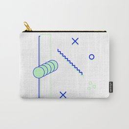A B S T R A C T # 1 Carry-All Pouch