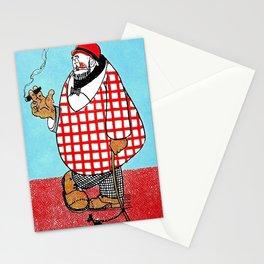 Cartoon comics 5 Stationery Cards