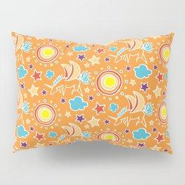 """""""Sun Scent"""" Pegasus Print by Mellie Test Pillow Sham"""