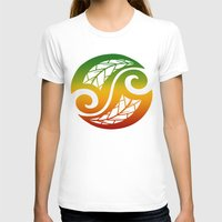 reggae T-shirts featuring Reggae Poloneisan by Lonica Photography & Poly Designs