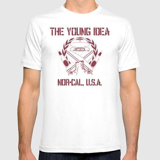 The Young Idea - NorCal Emblem T-shirt