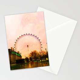 Oh London Eye Stationery Cards