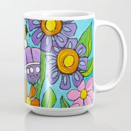 Springtime Series #4 Bee's Coffee Mug